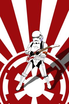 Electric Trooper Android Wallpaper HD