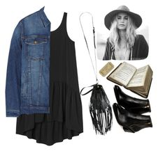 A fashion look from March 2016 featuring hi low dress, blue jackets and leather ankle boots. Derek Lam, Monki, Polyvore Fashion, Clothing, Image, Style, Outfits, Swag, Outfit Posts
