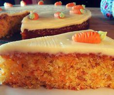 Rezept Karottenkuchen: Ein selbstgemachter Karottenkuchen kann so einfach sein - wenn man das richtige Rezept hat. Dieses hier meistern auch Backanfänger.