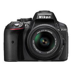 85864 photo-video Nikon D5300 24.2 MP Digital SLR Camera with 18-55mm VR II AF-S DX Lens (Black)  BUY IT NOW ONLY  $485.95 Nikon D5300 24.2 MP Digital SLR Camera with 18-55mm VR II AF-S DX Lens (Black)...