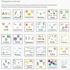 Diy Finger Knitting, Finland, Calendar, English, Holiday Decor, Words, Crafting, English Language, Life Planner
