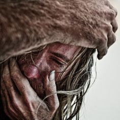 Photograph Andy by Lee Jeffries on - Street portrait. Lee Jeffries, Street Photography, Portrait Photography, Poverty Photography, Emotional Photography, Photography Magazine, Blog Fotografia, Street Portrait, Homeless People