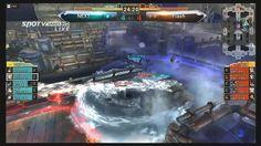 [액션 토너먼트 2014/15 WINTER] 사이퍼즈 8강 2세트 NEXT vs Flash -EsportsTV