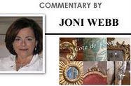 LOVE, LOVE, LOVE... Joni Webb from Cote de Texas...