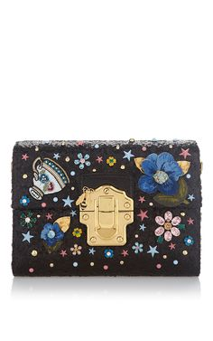 4c29f33fe9 Star Motif Bag by DOLCE   GABBANA for Preorder on Moda Operandi Dolce And Gabbana  Purses