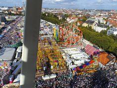 OKTOBER FEST, MUNICH - GERMANY!