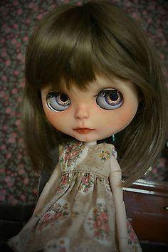 Custom Blythe doll- by Sophie