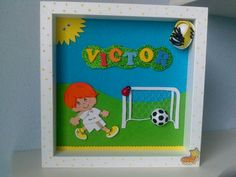Victor aficionado al Real Madrid