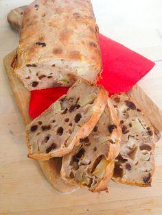kwarkbrood, gezond brood, gezond alternatief, cake, feestdagen, healthy lifestyle