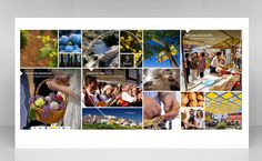 La entrada Cartel para la oficina de turismo de Bullas se publicó primero en Azalea comunicación. Polaroid Film, The Office, Offices, Entryway, Turismo
