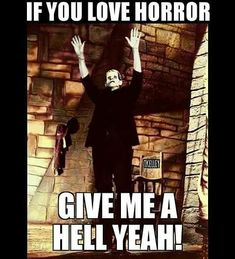 Funny Horror, Sci Fi Horror, Horror Films, Scary Movies, Good Movies, Awesome Movies, Halloween Horror, Halloween Fun, Horror Movie Characters