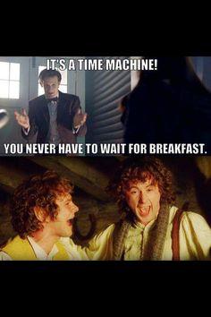 Doctor Who, LOFR