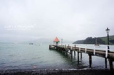 Life's a Fairytale: A Real Escape From The Hectic City - Akaroa Habour
