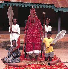 17. Oba Joseph Adekola Obunoye – Olowo în Owo (Nigeria)