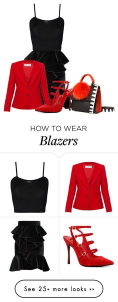 """""""Untitled #10013"""" by nanette-253 on Polyvore featuring Balmain, MaxMara, Les Petits Joueurs, WearAll and ALDO"""