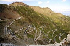 col du Stelvio, Alpes, Italie du Nord