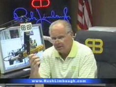 """June of 2009 ~~~In this video, Rush Limbaugh wonders if President Obama is laying the groundwork to serve a third term, """"beyond 2016."""""""