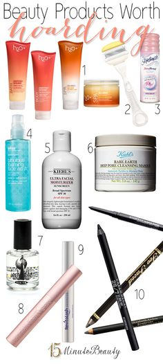 Beauty Products Worth Stockpiling: What I Hoard in My Bathroom, what do beauty bloggers really use?