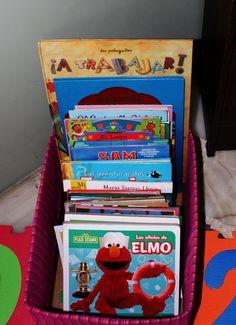 Los libros para pre y primeros lectores deben ser entretenidos y tener buenas ilustraciones para ganar su interés.