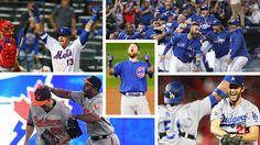 #MLB: Los cinco mejores juegos de Grandes Ligas en el 2016