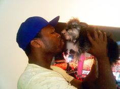 50 Cent and Oprah, his 4 lb schnauzer he loves to dress up Giant Schnauzer, Miniature Schnauzer, Celebrity Dogs, Poor Dog, Teen Mom, Best Bud, Snoop Dogg, Oprah Winfrey, Pet Names