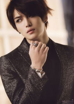 From Kim Jaejoong's (김재중) Y Album's Photobook Vol. 3