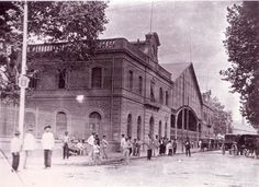 la estación, Malaga.