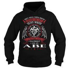 ABE Good Heart - Last Name, Surname TShirts