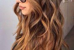 Tendance Coiffure – Lovely brunette hair color for fall