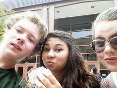 My best friends at school