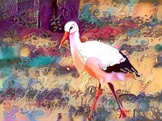 Storchdream by Pixelansicht.deviantart.com on @DeviantArt