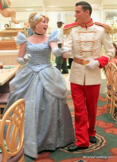Review: 1900 Park Fare Dinner at Disney's Grand Floridian Resort and Spa