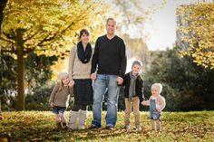 fall autumn family photo session