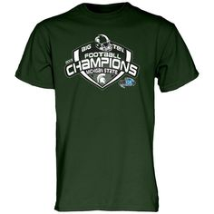 Michigan State Spartans 2013 Big Ten Football Champions Locker Room T-Shirt - Green