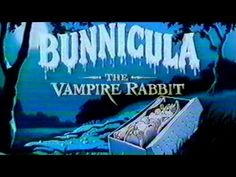 """Bunnicula The Vampire Rabbit (1982 Cartoon Full Episode) - Bunnicula is a children's book series written by James Howe (and his late wife Deborah in the case of """"Bunnicula"""") about a vampire bunny that sucks the juice out of vegetables. It is also the name of the first book in the series, published 1979."""