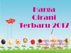 Harga Qirani Terbaru 2017  Telp/SMS: 0812-3831-280 Whatsapp: +628123831280 PinBB: 5F03DE1D