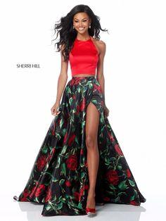 Grad Dresses Short, Prom Dresses Two Piece, Formal Dresses, Sherri Hill Prom Dresses, Homecoming Dresses, Buy Dress, Pretty Dresses, Designer Dresses, Marie