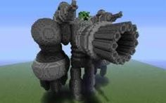 Image result for minecraft robot
