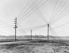 "Photograph © Taiyo Onorato / Nico Krebs, ""Wires"", 2008, from: The Great Unreal"