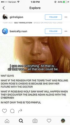 Oh yes. I believe this was very likely. Nine and Rose / Bad Wolf
