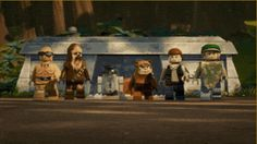 Spoofing 'Star Wars': Inside Story of the 'Supernerd' Behind 'Lego Droid Tales'