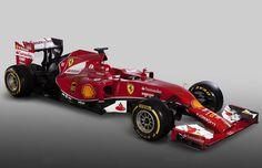 Ferrari's Formula 1 2014 car: the F14T