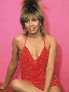 歌手 ティナ・ターナー