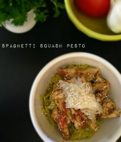 A quick AMAZINGLY delicious way to make Spaghetti Squash. So nutritious and crown pleasing.