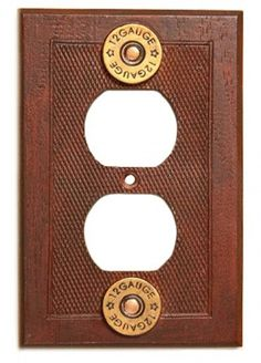 Shotgun Shell Outlet Cover
