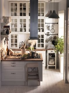 Freestanding Ikea Kitchen | Ideas And Inspiration | Pinterest | Kitchens,  Unfitted Kitchen And Kitchen Dining