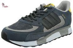 adidas  ZX 850, Baskets pour homme gris - multicolore - Dgsogr/Bogold/Boonix, 40 2/3 EU - Chaussures adidas (*Partner-Link)