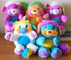 I <3 Popples, I used to have Popple fights with my sister and brother... we used them as boxing gloves