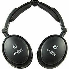 Able Planet Extreme Foldable Active Noise Canceling Headphones - eBags.com