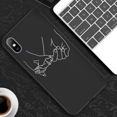 ABSTRACT ART PHONE CASE - For iPhone X / T8
